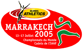 2005 World Youth Championships in Athletics