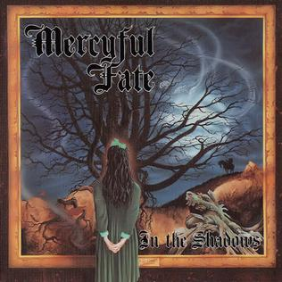 <i>In the Shadows</i> (album) album by Mercyful Fate