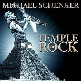 <i>Temple of Rock</i> 2011 studio album by Schenkers Temple of Rock