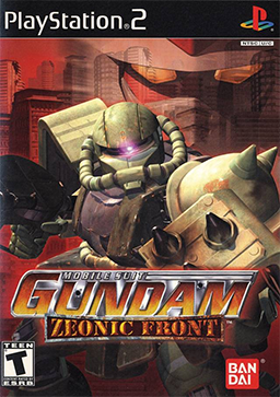 Mobile Suit Gundam - Zeonic Front Coverart.png
