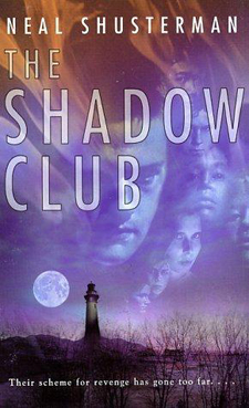 Image result for book cover of the shadow club