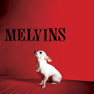 <i>Nude with Boots</i> 2008 studio album by Melvins