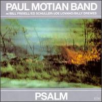 <i>Psalm</i> (Paul Motian album) 1982 studio album by Paul Motian