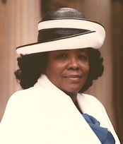 Rosita Butterfield Turks and Caicos politician (1936-2015)