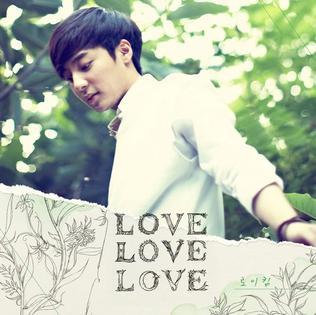 Love Love Love (Roy Kim album) - Wikipedia