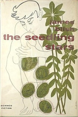 <i>The Seedling Stars</i> book by James Blish