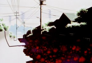 Serial Experiments Lain screenshot