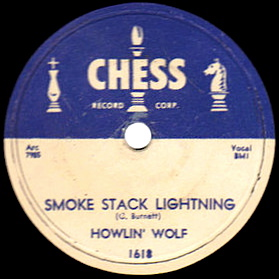 Smokestack Lightning 1956 single by Howlin Wolf