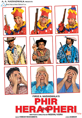 Phir Hera Pheri full movie (2006)