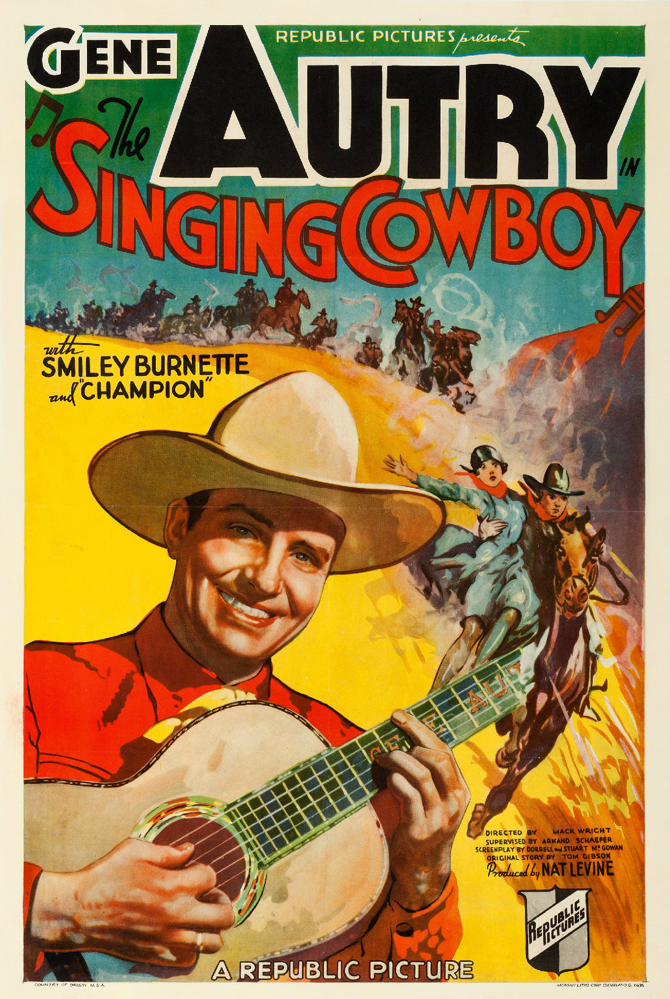 Gene Autry - The Singing Cowboy, Chapter Two