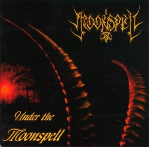 <i>Under the Moonspell</i> 1994 EP by Moonspell