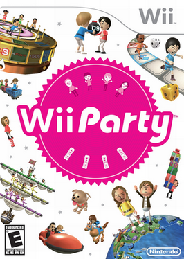 Picture of a game: Wii Party