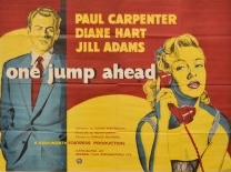 <i>One Jump Ahead</i> (film) 1955 film by Charles Saunders