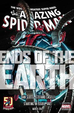 ends of the earth marvel comics wikipedia