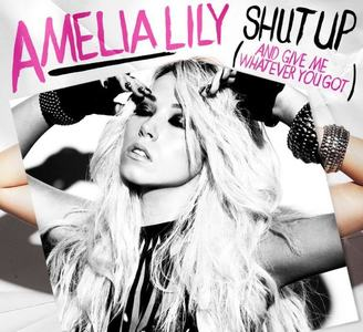 Amelia Lily - Shut Up (And Give Me Whatever You Got) (studio acapella)