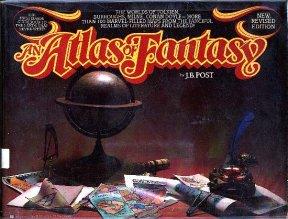 <i>An Atlas of Fantasy</i> book by Jeremiah Benjamin Post