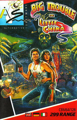 Big Trouble in Little China Videogame Cover.jpg