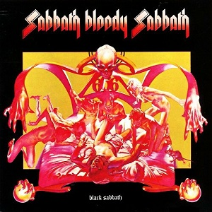 <i>Sabbath Bloody Sabbath</i> 1973 studio album by Black Sabbath