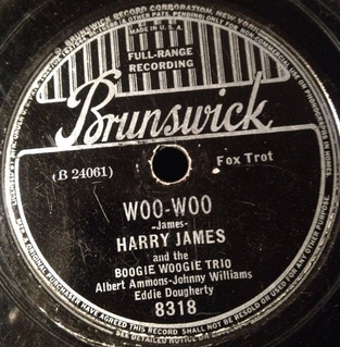 Woo-Woo (song) 1939 song performed by Harry James