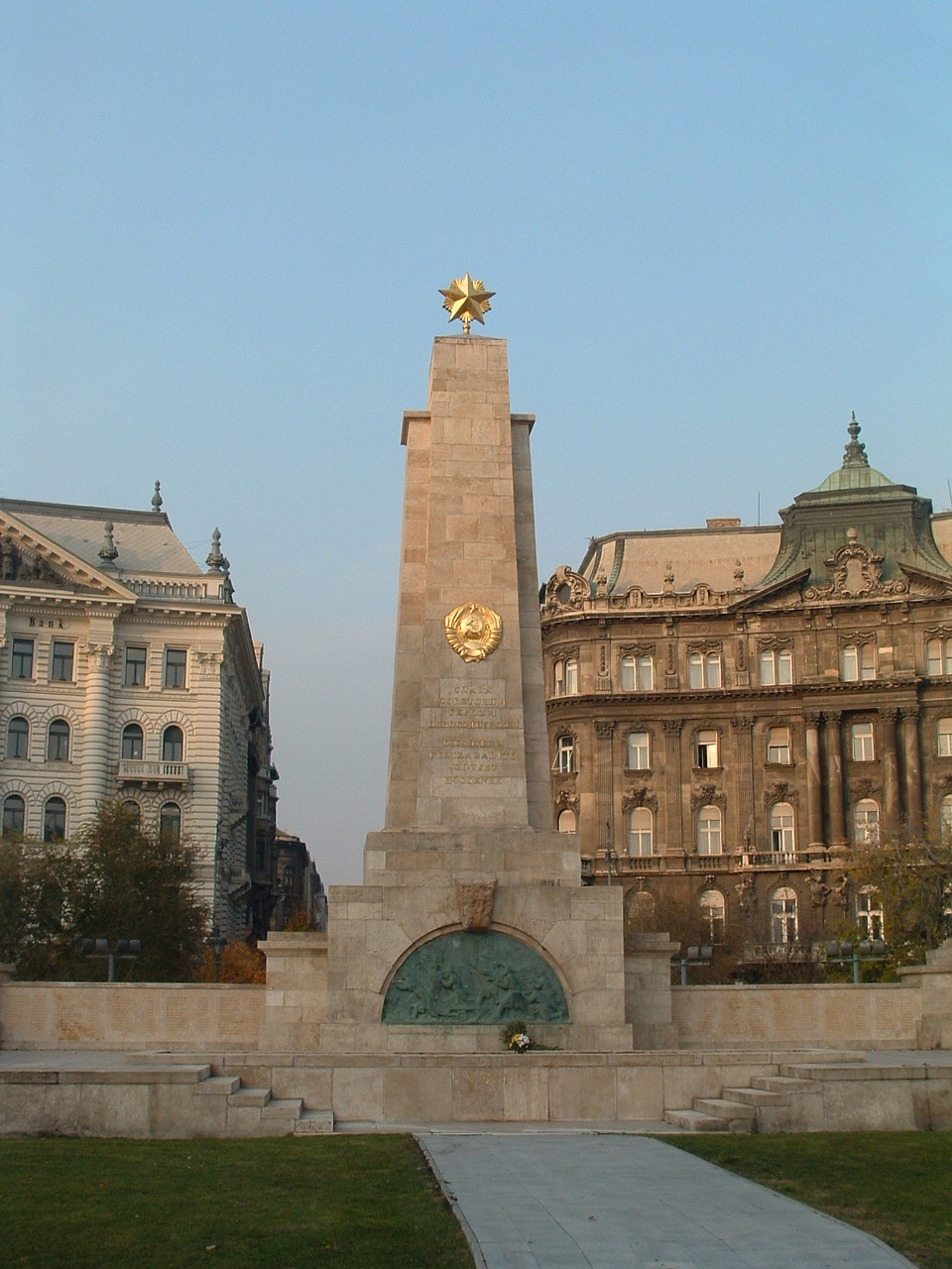 memorial and monument