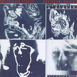 <i>Emotional Rescue</i> 1980 studio album by The Rolling Stones
