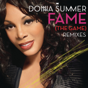 Donna Summer - Fame (The Game) (studio acapella)
