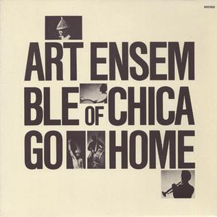 <i>Go Home</i> (album) 1973 studio album by Art Ensemble of Chicago