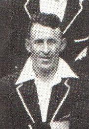 Herb McGirr New Zealand cricketer