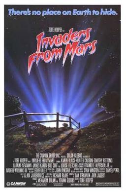 Invaders Mars 1986