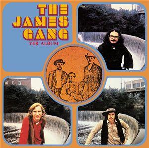 <i>Yer Album</i> 1969 studio album by The James Gang