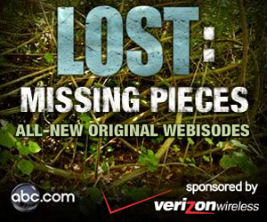 <i>Lost: Missing Pieces</i> Video clips from US TV show, 2007–2008