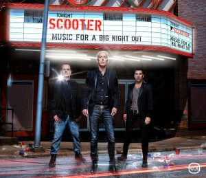 <i>Music for a Big Night Out</i> 2012 studio album by Scooter
