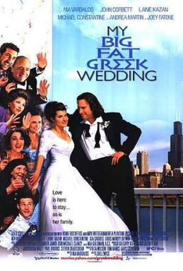My Big Fat Greek Wedding - Wikipedia