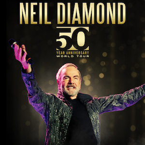 Neil Diamond Australian Tour