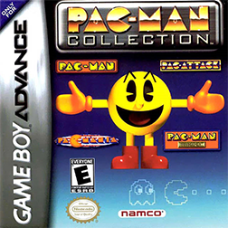 <i>Pac-Man Collection</i> video game compilation
