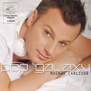 <i>Pop Galaxy</i> 2010 studio album by Magnus Carlsson