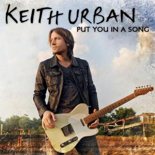 Put You in a Song 2010 single by Keith Urban