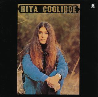 <i>Rita Coolidge</i> (album) 1971 studio album by Rita Coolidge