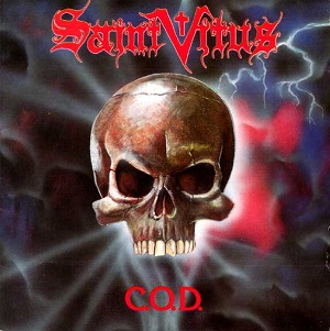 <i>C.O.D.</i> (album) 1992 studio album by Saint Vitus