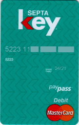 septa key card activation