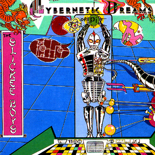 <i>Cybernetic Dreams of Pi</i> album by The Slickee Boys