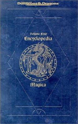 VOLUME 1 ENCYCLOPEDIA MAGICA