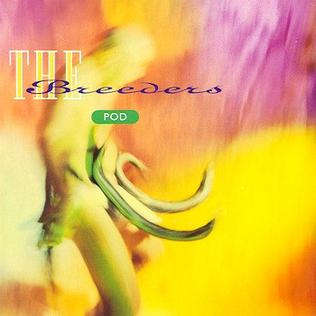Pod The Breeders album cover