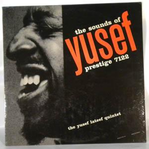 <i>The Sounds of Yusef</i> 1958 studio album by Yusef Lateef