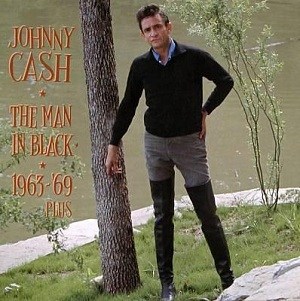 The Man in Black 1963-1969 artwork