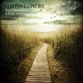 <i>Through Yourself & Back Again</i> 2010 studio album by Thriving Ivory