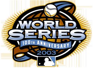 2003 World Series 2003 Major League Baseball championship series