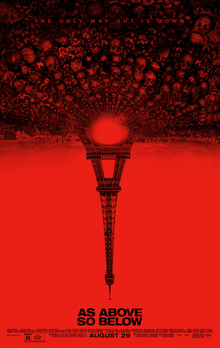 As Above, So Below [Film] @ In Theaters
