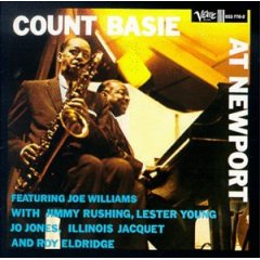 1957 live album by Count Basie