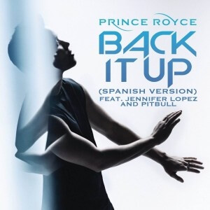 Prince Royce featuring Jennifer Lopez and Pitbull — Back It Up (studio acapella)